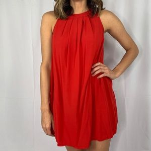 Old Navy red blouse!